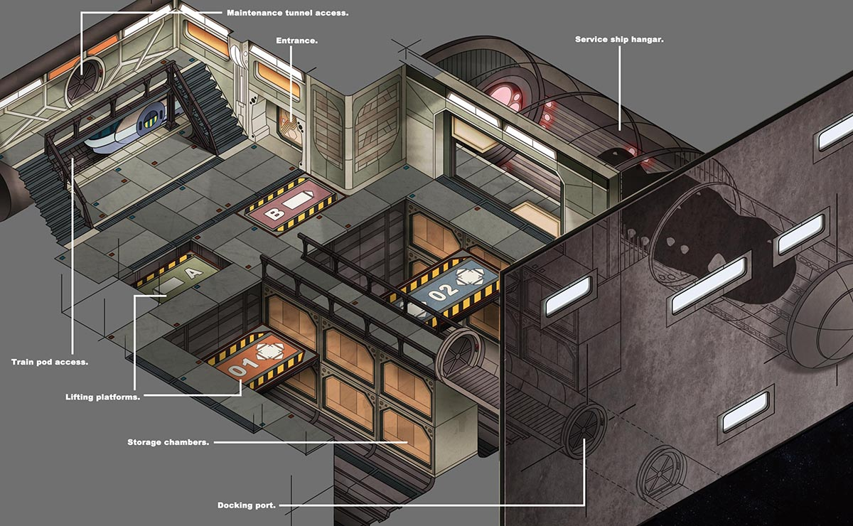 1000 Images About Sci Fi Interiors On Pinterest